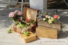Летняя свадьба в Валуево. Фото 22