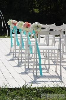 Летняя свадьба в Валуево. Фото 27