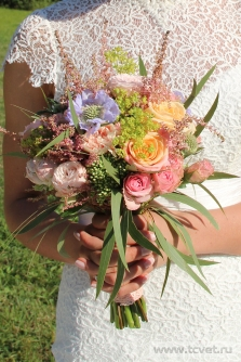 Летняя свадьба в Валуево. Фото 33