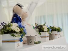 Морская свадьба в Валуево. Фото 12