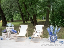 Морская свадьба в Валуево. Фото 39