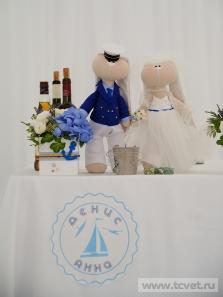Морская свадьба в Валуево. Фото 51