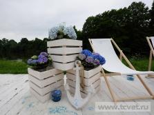 Морская свадьба в Валуево. Фото 6