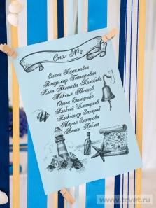 Морская свадьба в Валуево. Фото 67
