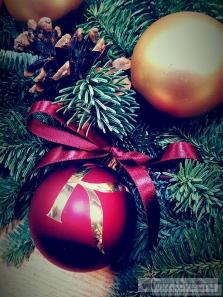 Новогоднее оформление на Ярмарке в ГУМе