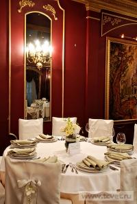 Оформление ресторана Белладжио. Фото 1