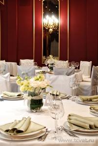 Оформление ресторана Белладжио. Фото 5