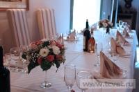 Оформление свадьбы в ресторане Secret garden. Фото 1