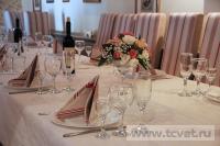 Оформление свадьбы в ресторане Secret garden. Фото 4