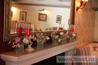 Оформление свадьбы в ресторане Secret garden. Фото 5