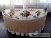 Оформление свадьбы в стиле кантри. Фото 4