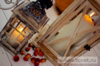 Осенняя свадьба в загородном клубе ArtiLand. Фото 1