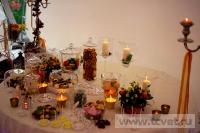 Осенняя свадьба в загородном клубе ArtiLand. Фото 15