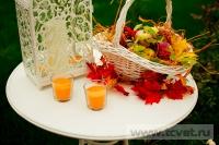 Осенняя свадьба в загородном клубе ArtiLand. Фото 27