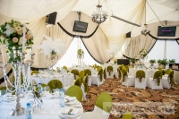 Свадьба Царская Шатер Дом Музыки. Фото 7