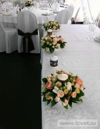 Свадьба в ресторане Островский. Фото 8