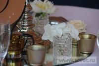 Свадьба в стиле Гэтсби в шатре. Фото 18
