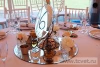 Свадьба в стиле Гэтсби в шатре. Фото 22