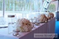 Свадьба в стиле Гэтсби в шатре. Фото 26