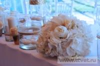 Свадьба в стиле Гэтсби в шатре. Фото 28