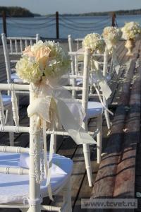 Свадьба в стиле Гэтсби в шатре. Фото 42
