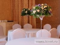 Свадьба в загородном комплексе Марфино. Фото 9