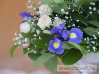 Свадьба в загородном комплексе Марфино. Фото 15