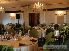 Свадебный банкет в Президент Отеле. Фото 1