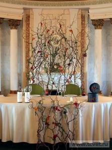 Свадебный банкет в Президент Отеле. Фото 14