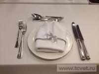 Украшение ресторана отеля Балчуг. Фото 3