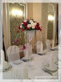 Оформление ресторана Версаль. Фото 3
