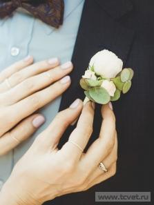 Украшение свадебного шатра в Парке Победы. Фото 3
