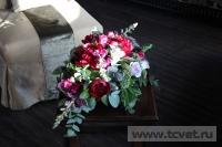 Украшение юбилея Глинтвейн в Будда Бар. Фото 10
