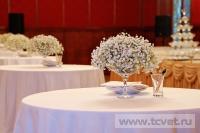 Украшение зала в ресторане Метрополь. Фото 15