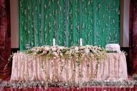Украшение зала в ресторане Метрополь. Фото 19
