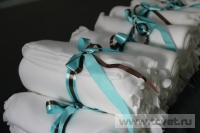 Зимняя свадьба с Белыми тюльпанами Кузьминки. Фото 19
