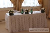 Зимняя свадьба с Белыми тюльпанами Кузьминки. Фото 28