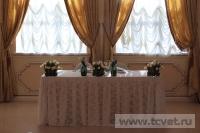 Зимняя свадьба с Белыми тюльпанами Кузьминки. Фото 30