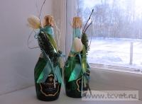 Зимняя свадьба с Белыми тюльпанами Кузьминки. Фото 9