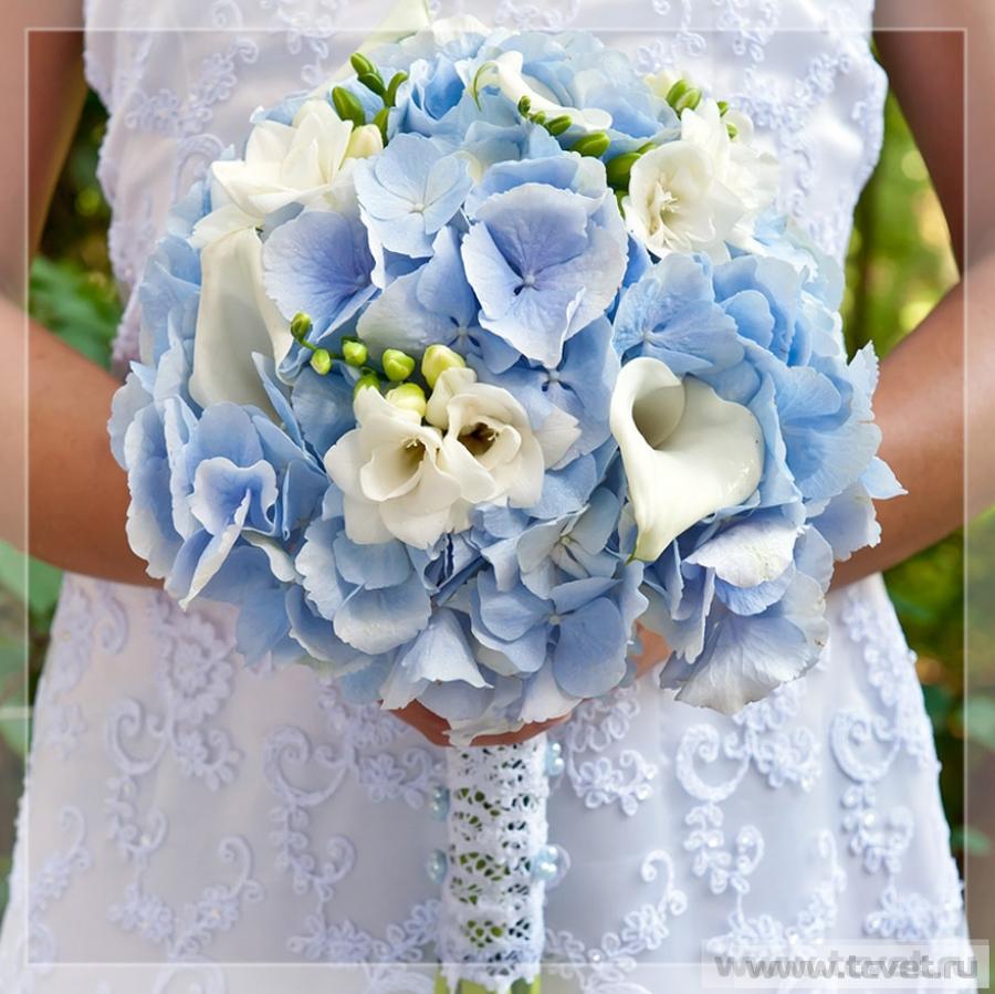 Букет невесты Андромеда