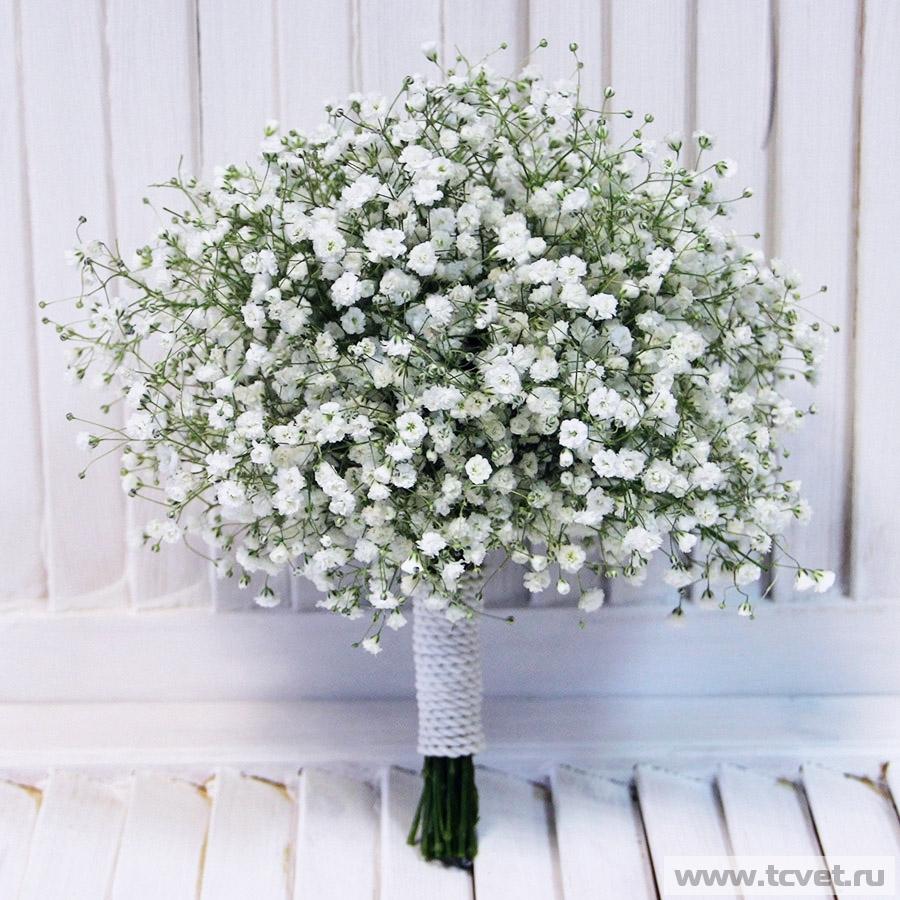 Букет невесты Натурэль