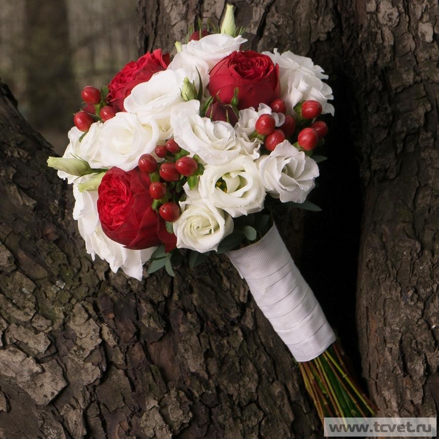 Букет невесты Ред пиано