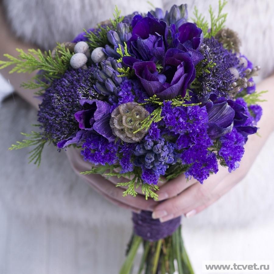 Букет Виолетта