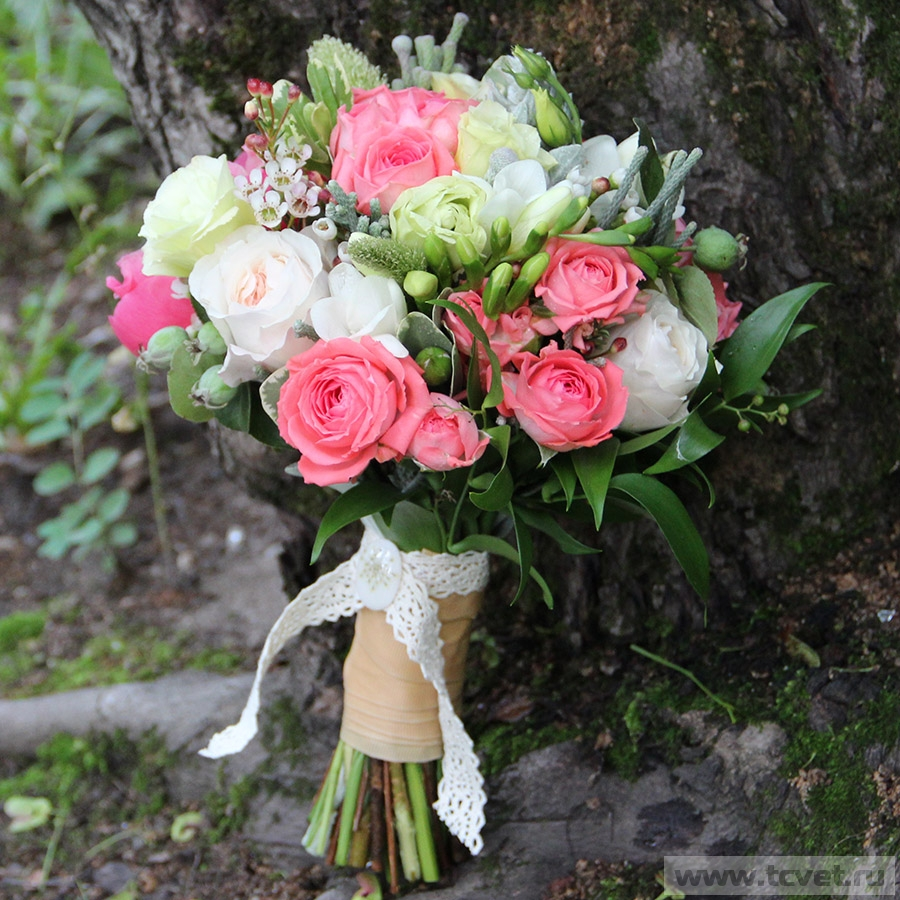 Букет невесты Анна
