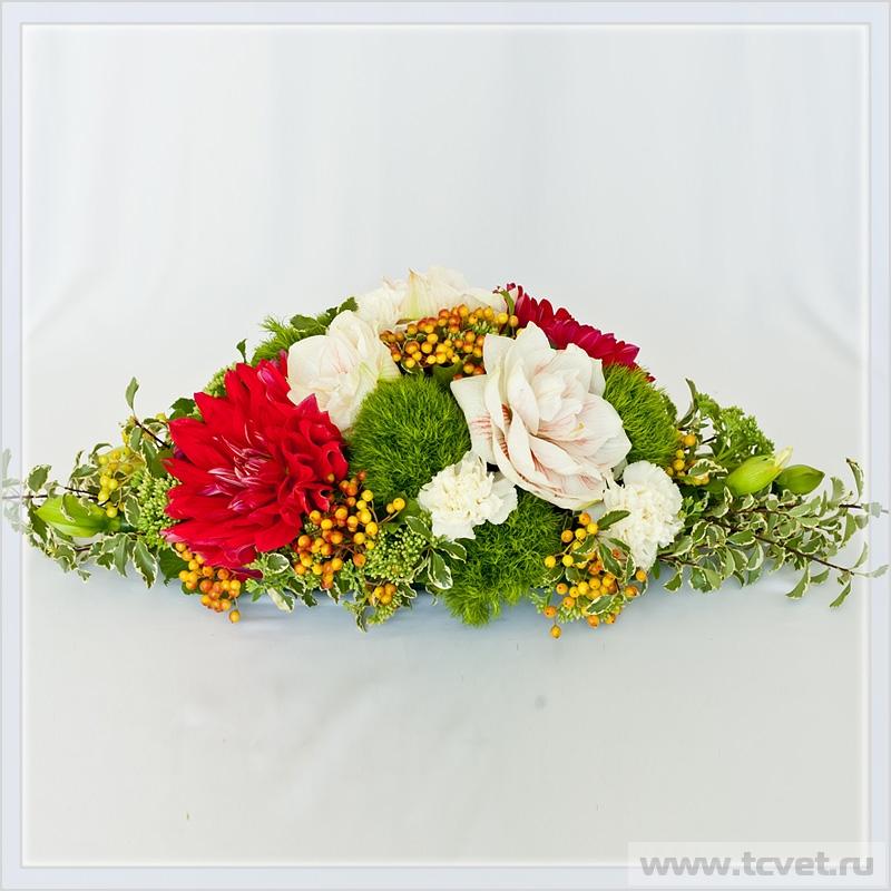 Для свадебного стола Валентинни