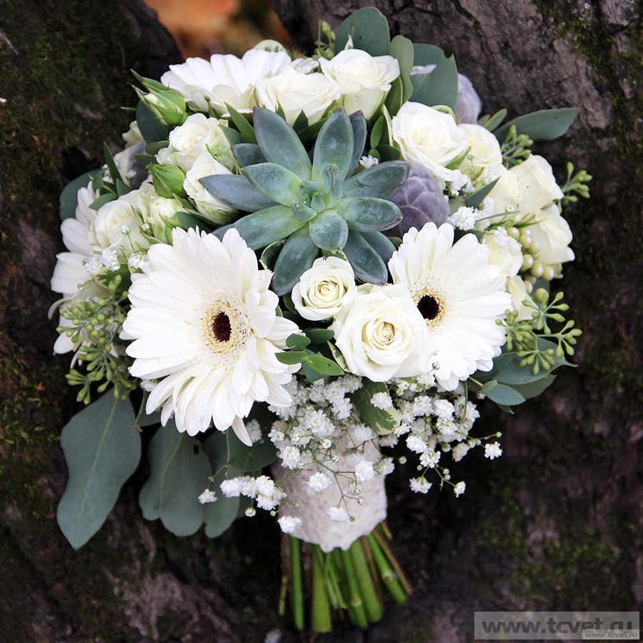 Букет невесты Кай