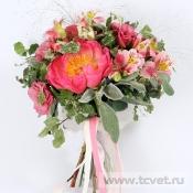 Букет невесты Летняя романтика