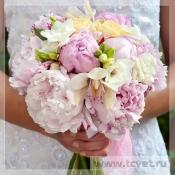 Букет невесты Маршмеллоу