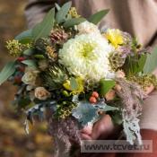 Букет невесты Нежная осень