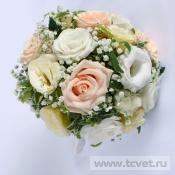 Свадебный букет невесты Телея